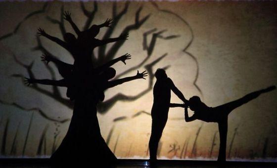 长沙创意节目活动推荐——影子舞